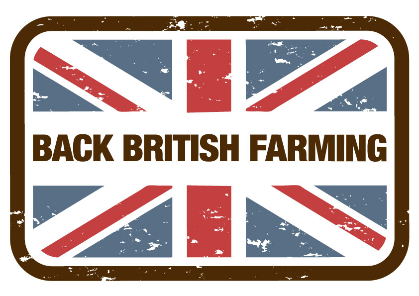 Back British Farming Logo