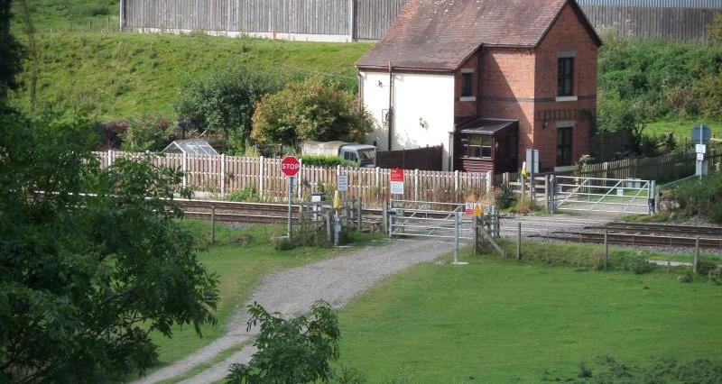 Farm level crossing_42616