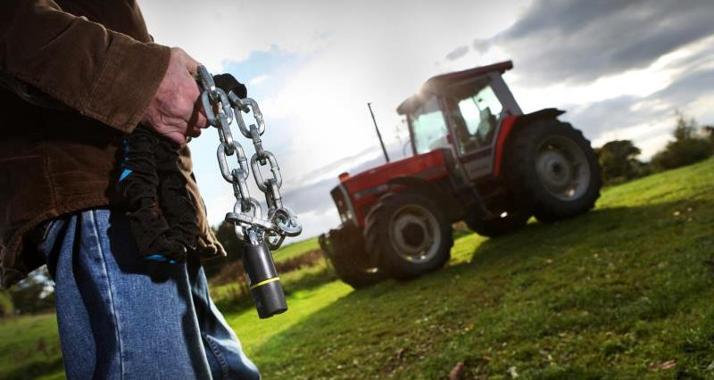 Rural crime costs up 20% despite 'fortress farms'