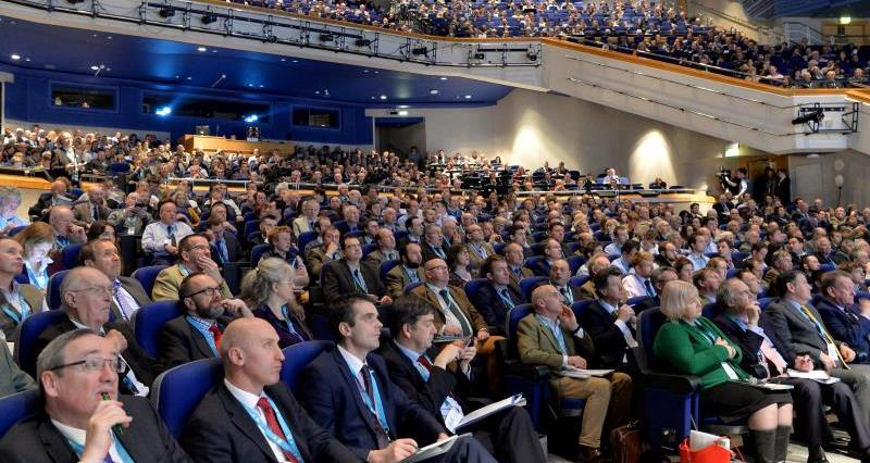 NFU17, day 1 conference, audience_41283