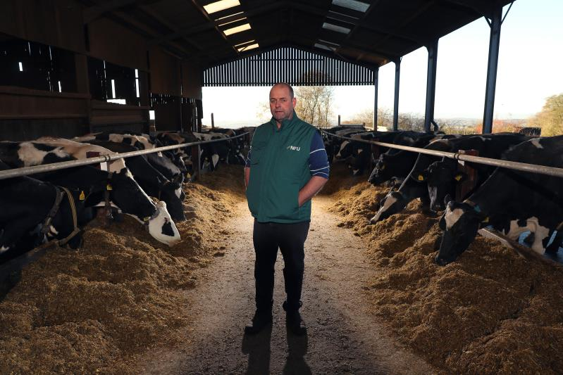 Michael Oakes, Dairy Chairman_39247