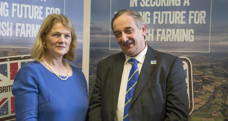 NFU welcomes government response to GCA statutory review