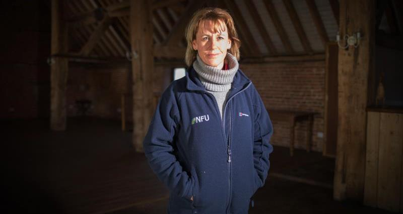 Minette Batters on farm Feb 18_51735