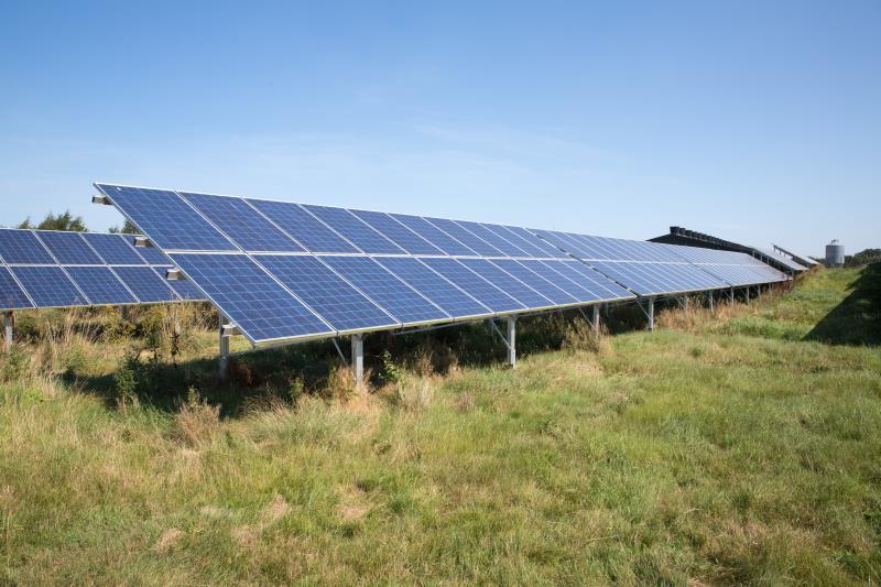 Solar panels 2016 PIP farm visit_46259