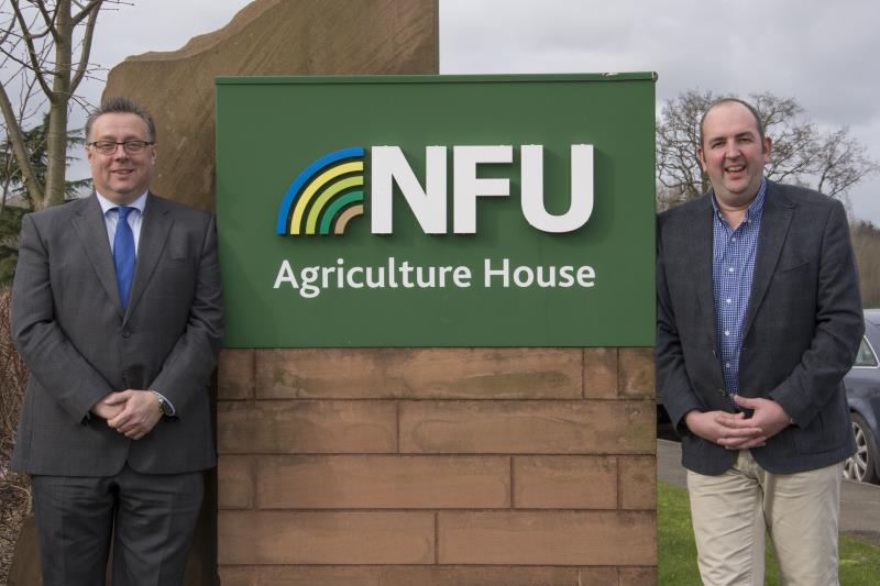 Michael Sly and Simon Smith, NFU Sugar Board_41659