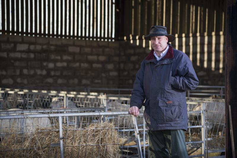 Charles Sercombe, NFU Livestock Chairman_39172