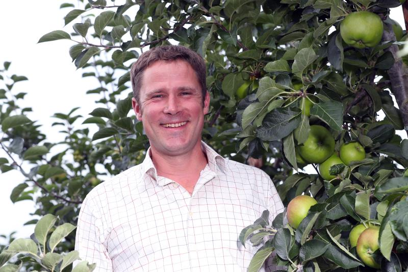 Meet James: Apple and pear grower from Kent