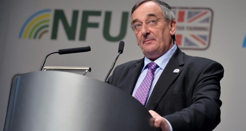 Transitional period will provide important stability, NFU says