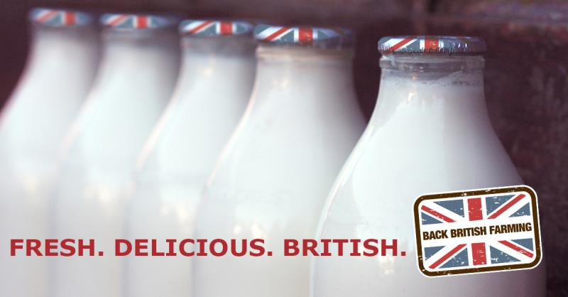 Milk Bottles Advert_26404