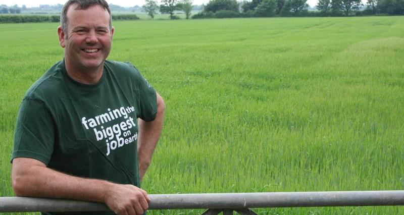 NFU speaks out on climate change in Westminster