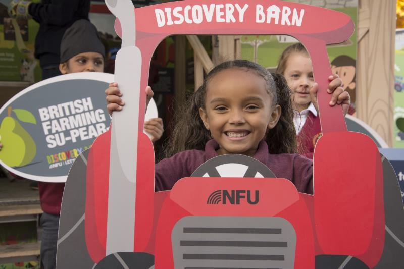 Discovery barn at Wombridge Primary School_50914