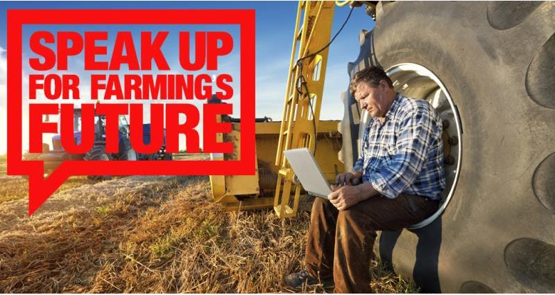 Speak up for farming's future: advice on responding to the consultation