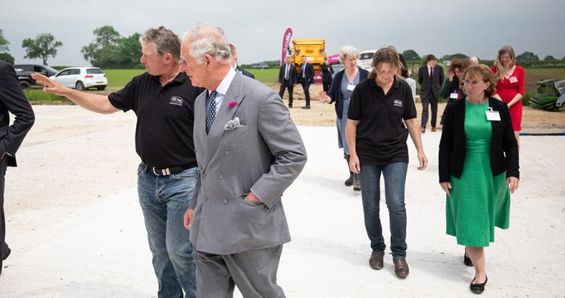 Prince Charles - Water Summit_54474