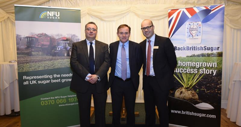 Michael Sly, George Eustice and Paul Kenward_50560