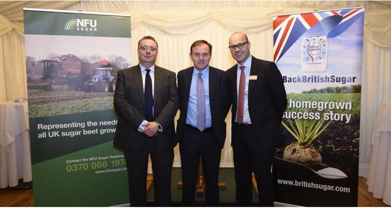 Home-grown sugar celebrated in Parliament