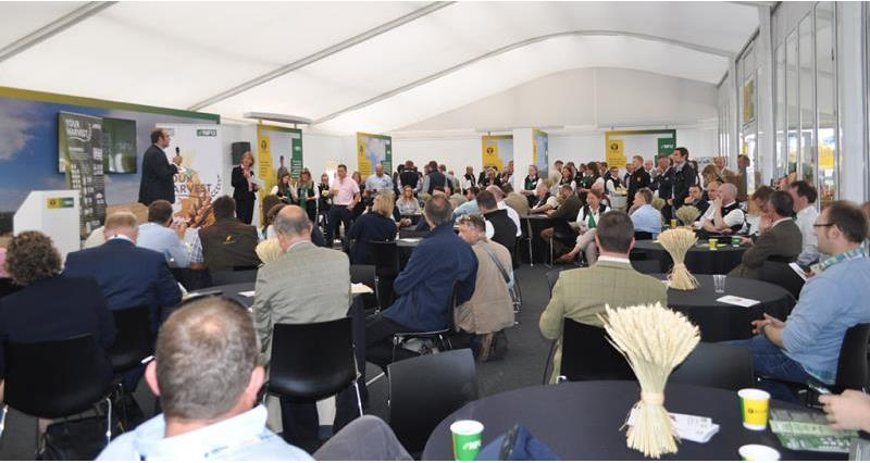The NFU at Cereals 2018