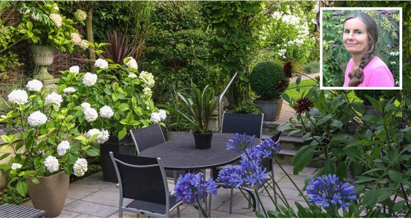 How to create an easy-going garden