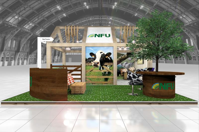 NFU at the Conservative Party Conference 2017 - artist impression_46801