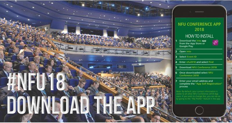 Make the most of Conference 2018 - download the app now