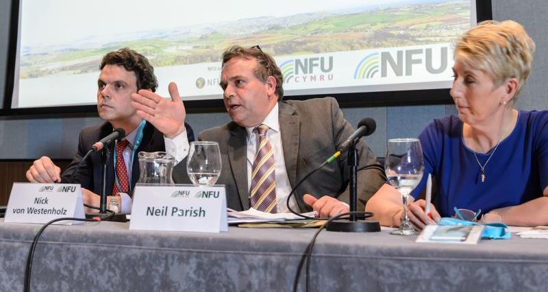 NFU18: Launch of EFRA Committee's report into Brexit - trade in food