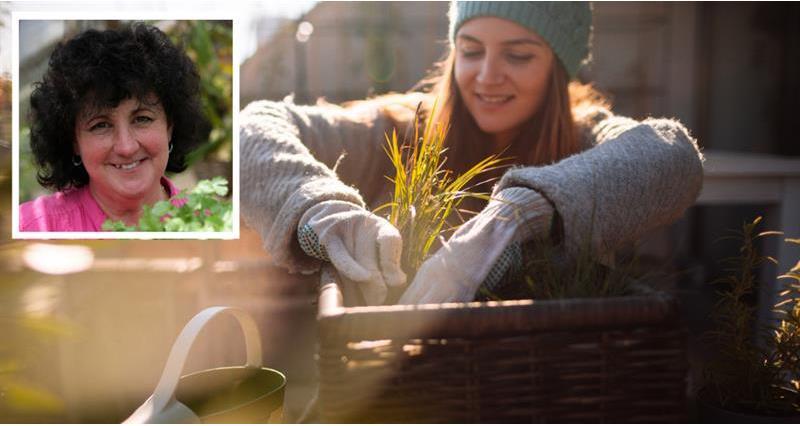 Gardening with Pippa Greenwood - New Year gardening tips