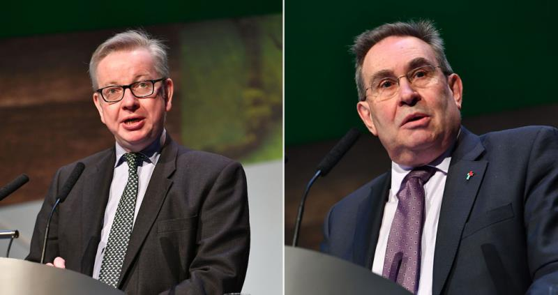 nfu18 - michael gove and david drew_51469