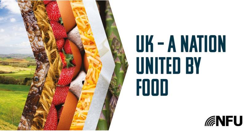 NFU's food report delivered to Britain's politicians