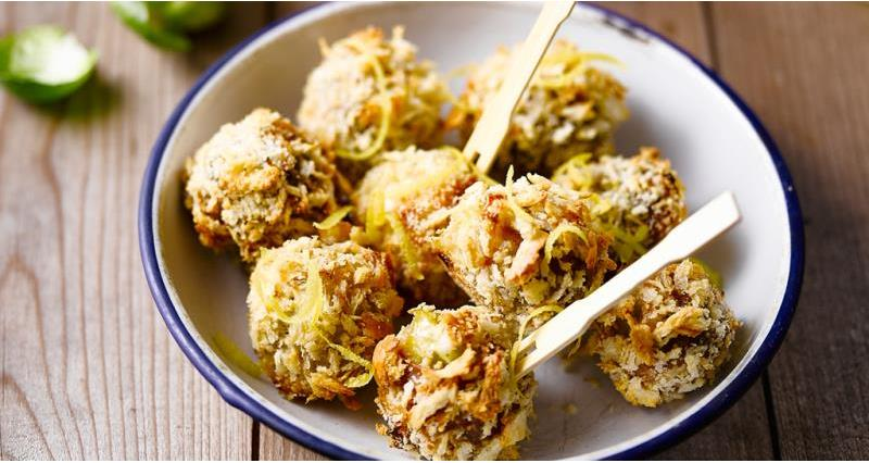 Sprout kebabs