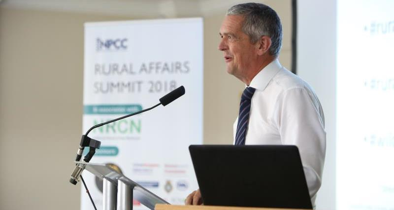 NPCC Rural Affairs Summit - Guy Smith speaking_56465