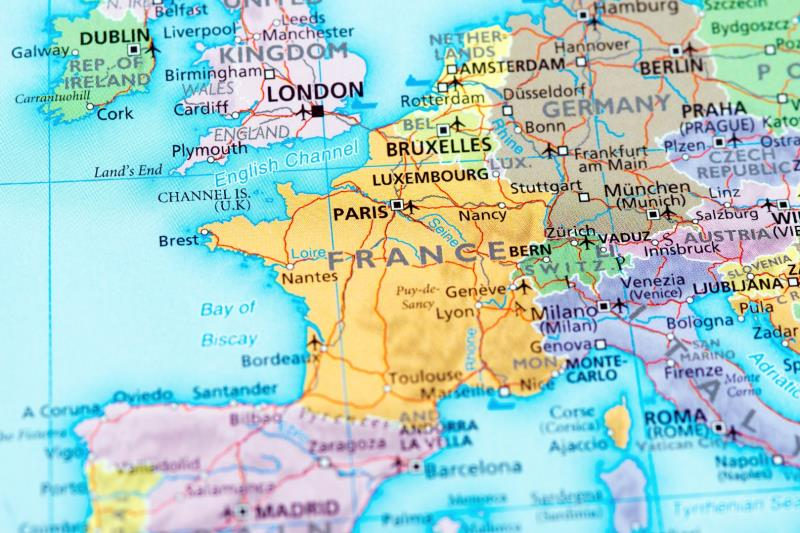 Map of Europe_32847