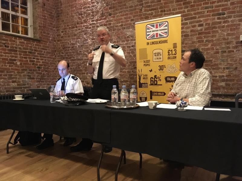 Hare coursing and rural crime meeting_49647