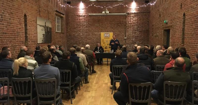 Hare coursing and rural crime meeting_49646