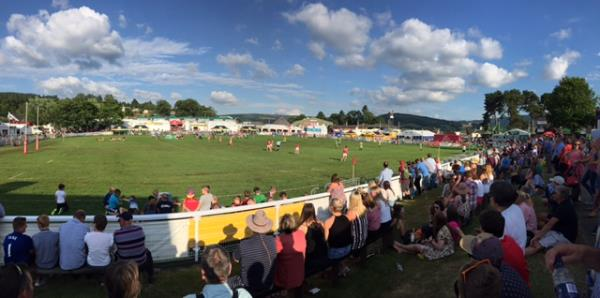 Jam-packed Royal Welsh Show schedule for NFU Cymru