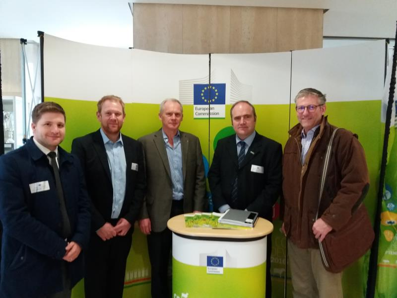 Changes to free range derogation - member visit to Brussels_52583