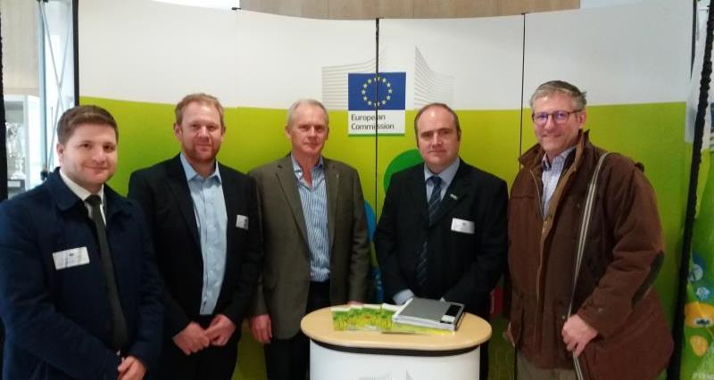 Changes to free range derogation - member visit to Brussels_52583