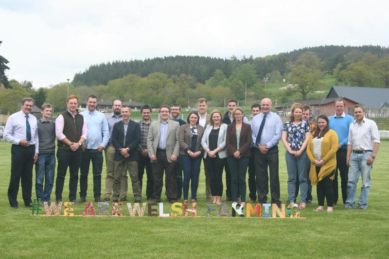 NFU Cymru Next Generation group_54575