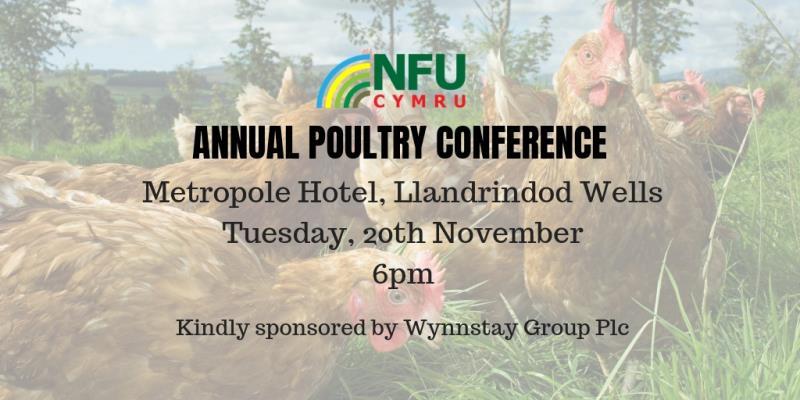 NFU Cymru Poultry conference 2_58339