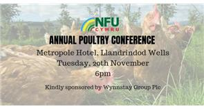 NFU Cymru Annual Poultry Conference