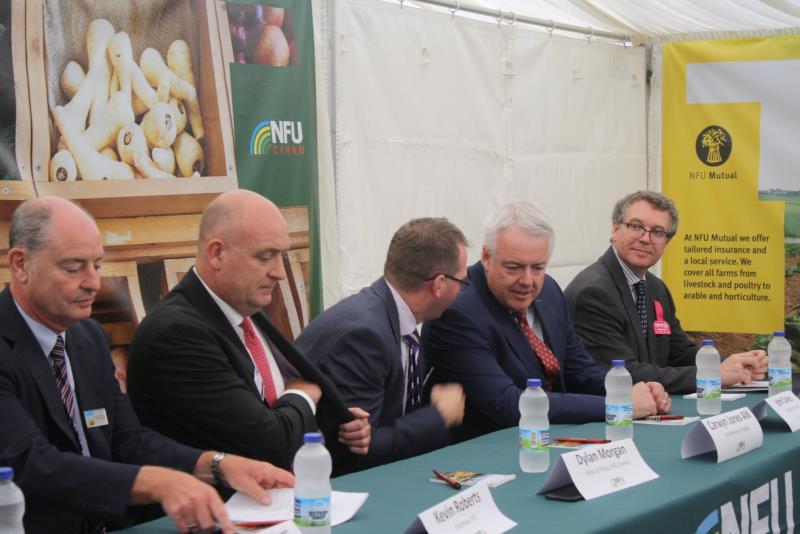 Brexit seminar NFU Cymru_56608