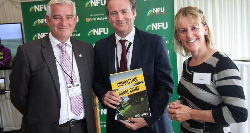NFU launches Combatting Rural Crime report