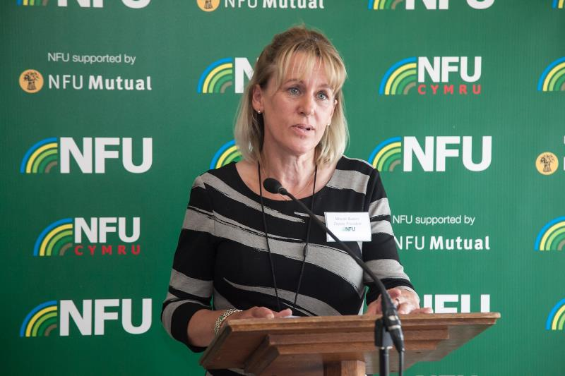 Minette at Rural crime launch_45189