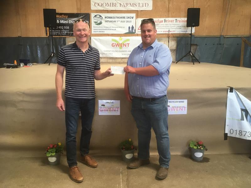 NFU Cymru Supports Gwent Young Farmers Clubs - NFU Cymru