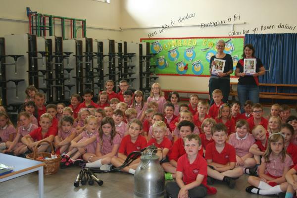Nantgaredig School_45166