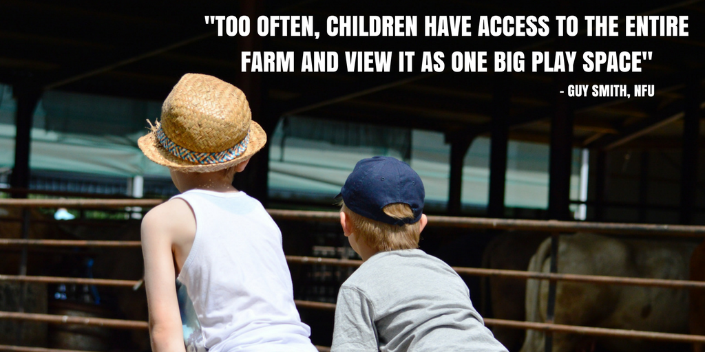 Farm Safety Week: Managing the safety of children on farm
