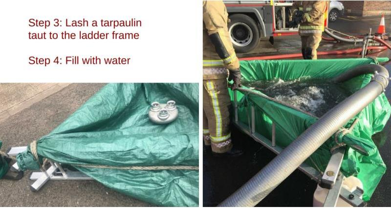improvised dam for firefighters step 3 and 4_56705
