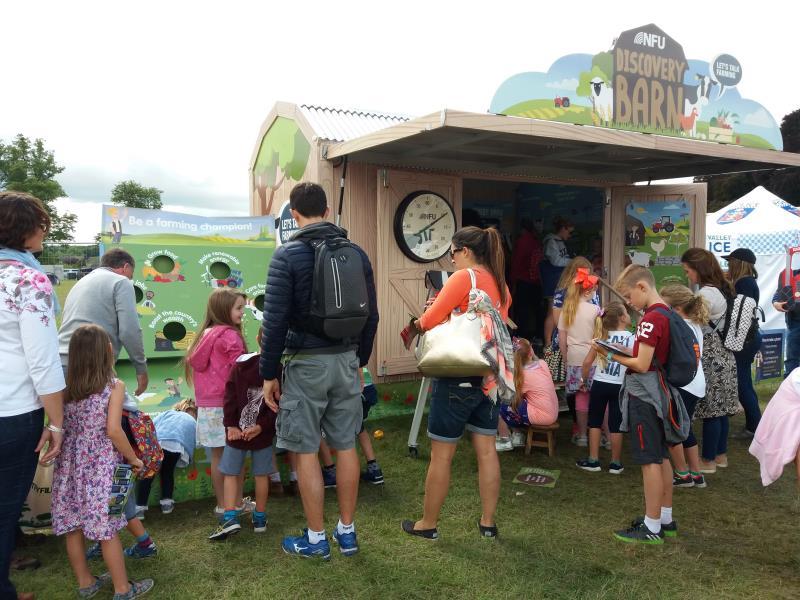 NFU Discovery Barn Countryfile Live 2017_45636