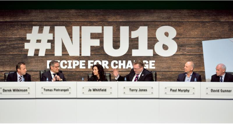 NFU18: Businesses preparing for change - watch again