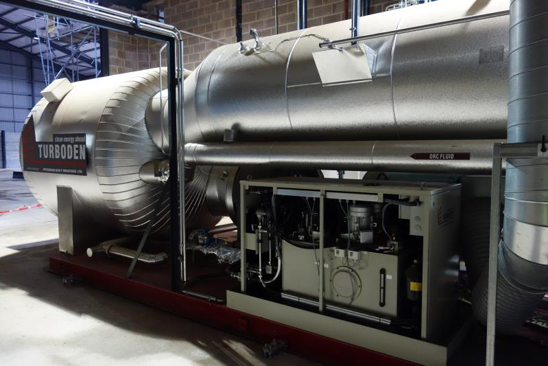 FEC Energy combined heating and power system _47750