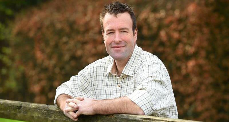Stuart Roberts NFU Vice President_51705