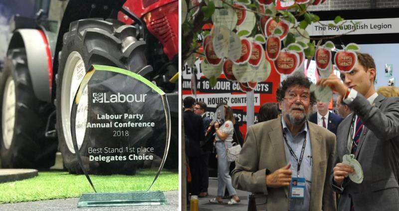 labour party conference stand award canva composite _57535